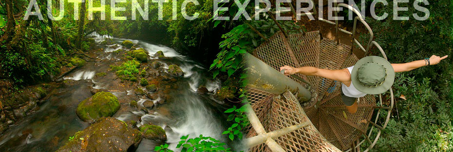 Customized travel experiences in Costa Rica