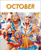 October - Click to see events