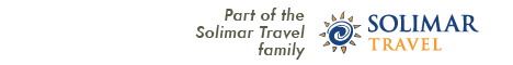 Part of the Solimar Travel family